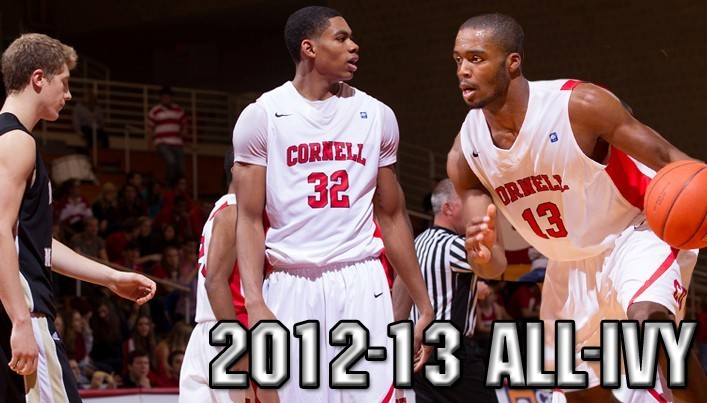2012-13 All-Ivy MBKB