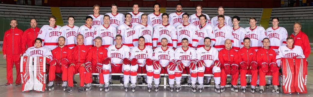 2018 19 Men S Ice Hockey Roster Cornell University Athletics