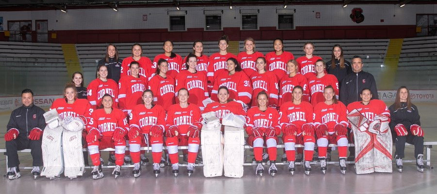 2018 19 Women S Ice Hockey Roster Cornell University Athletics