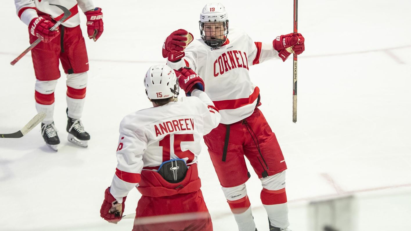 Cornell opens their season with a win over Michigan State