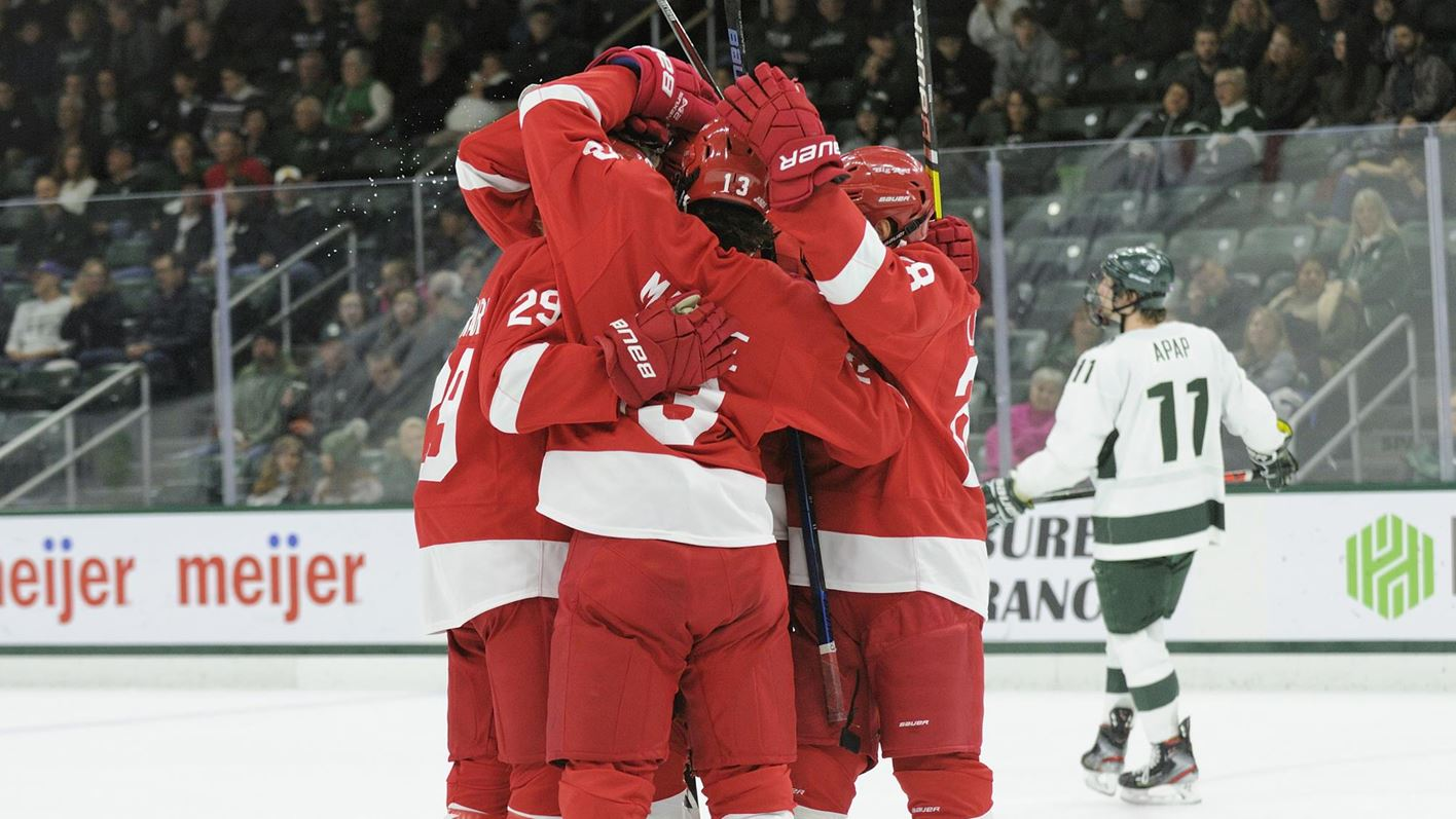 Cornell defeats Michigan State to complete sweep