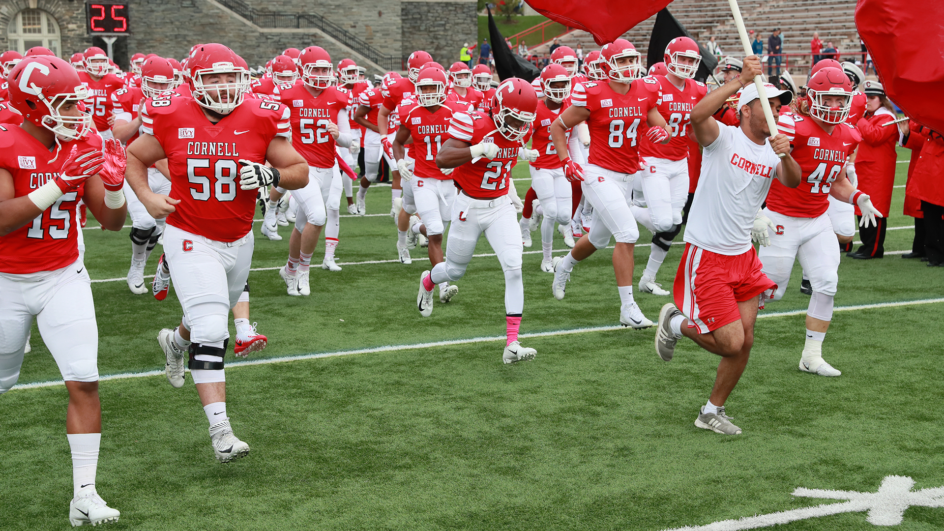 Big Red Sports >> Cascarano Joins Big Red Staff For Spring Football Cornell