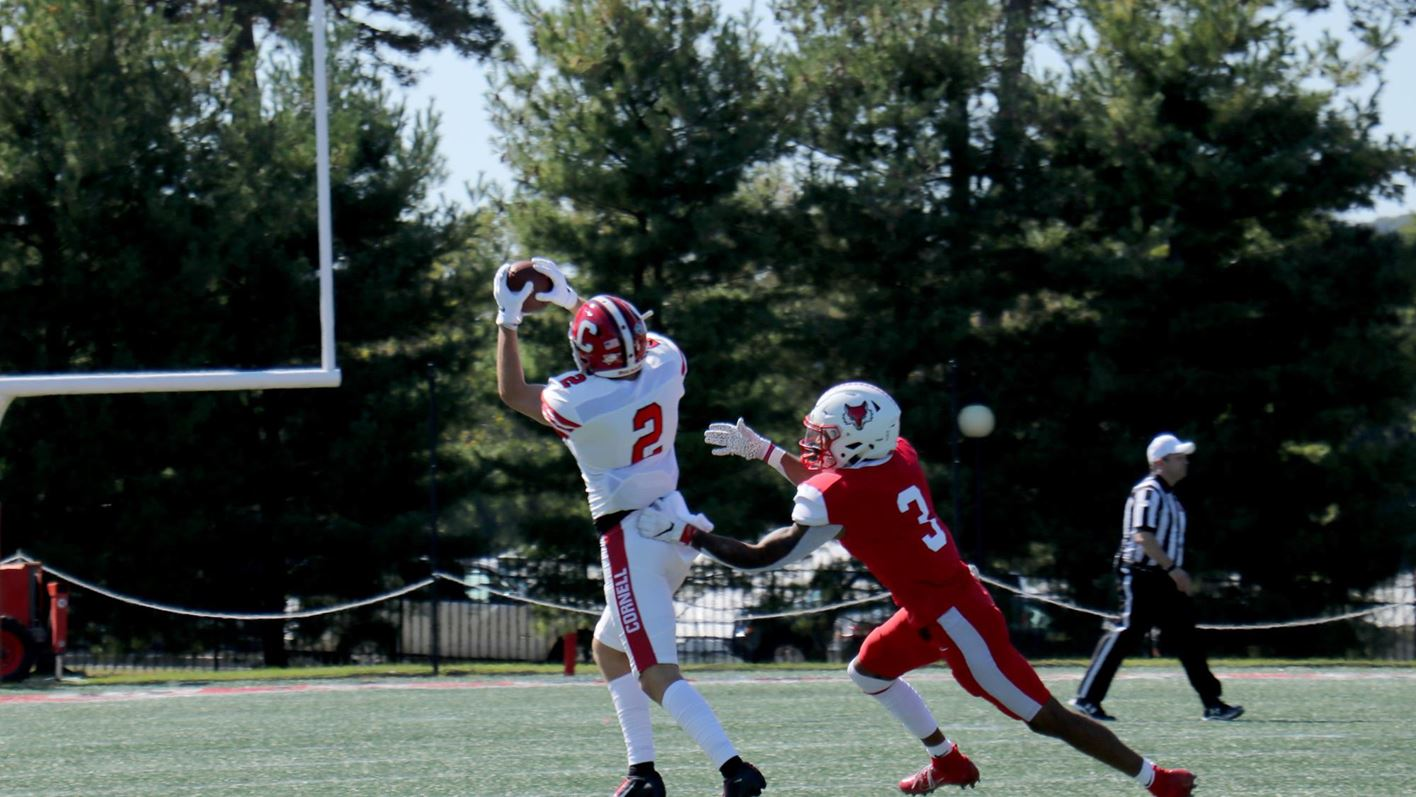 Cornell opens season with win at Marist