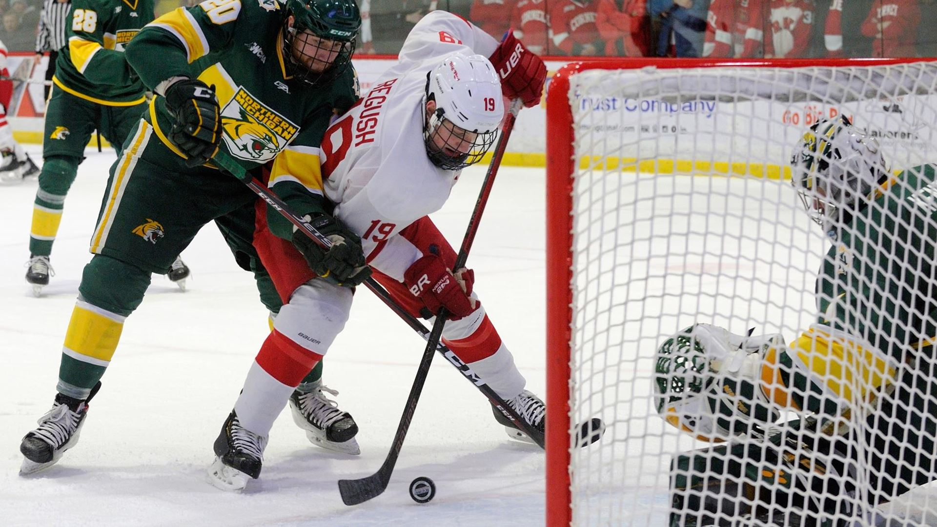 Cornell opens series vs. Northern Michigan with 2-2 tie