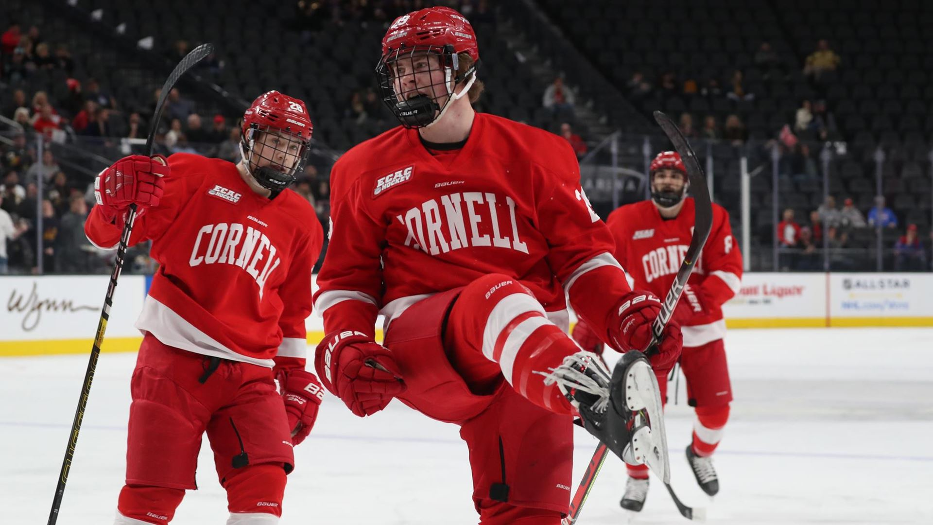 Cornell cruises to a 5-2 win over Ohio State