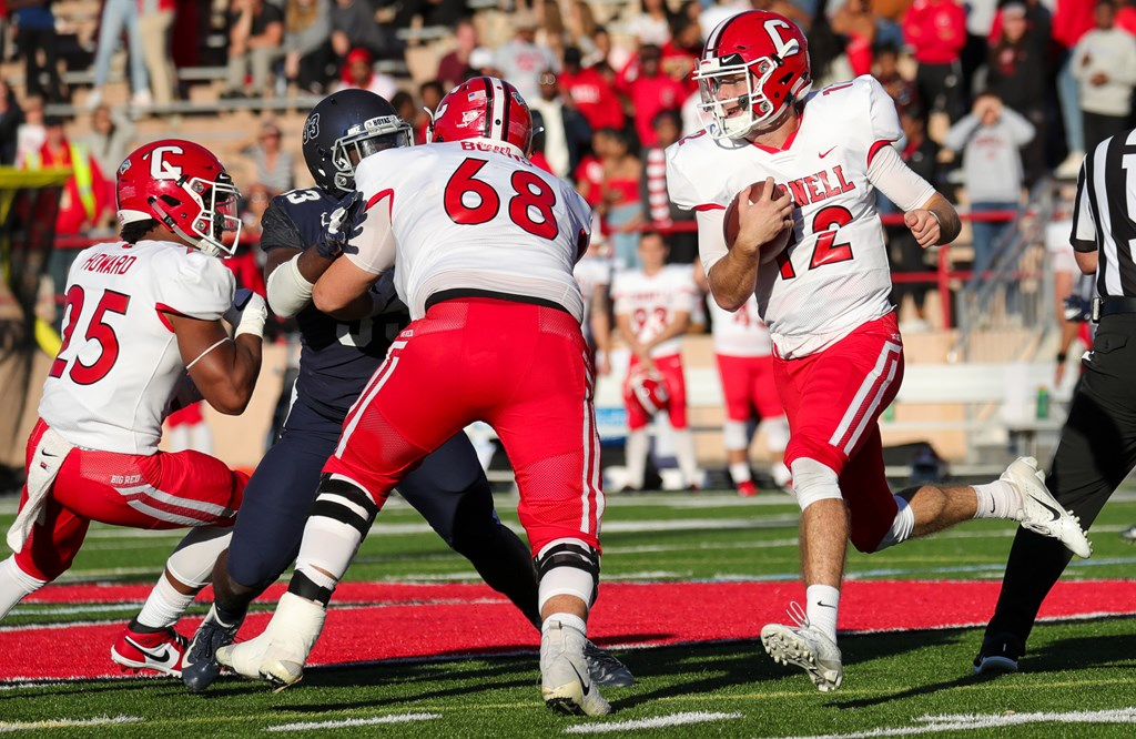 Cornell drops second straight after 14-8 loss to Georgetown